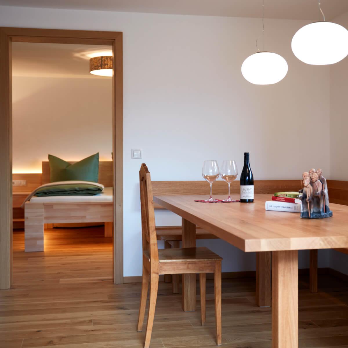 Haus Topa Vandans Montafon - Appartement Rosskopf