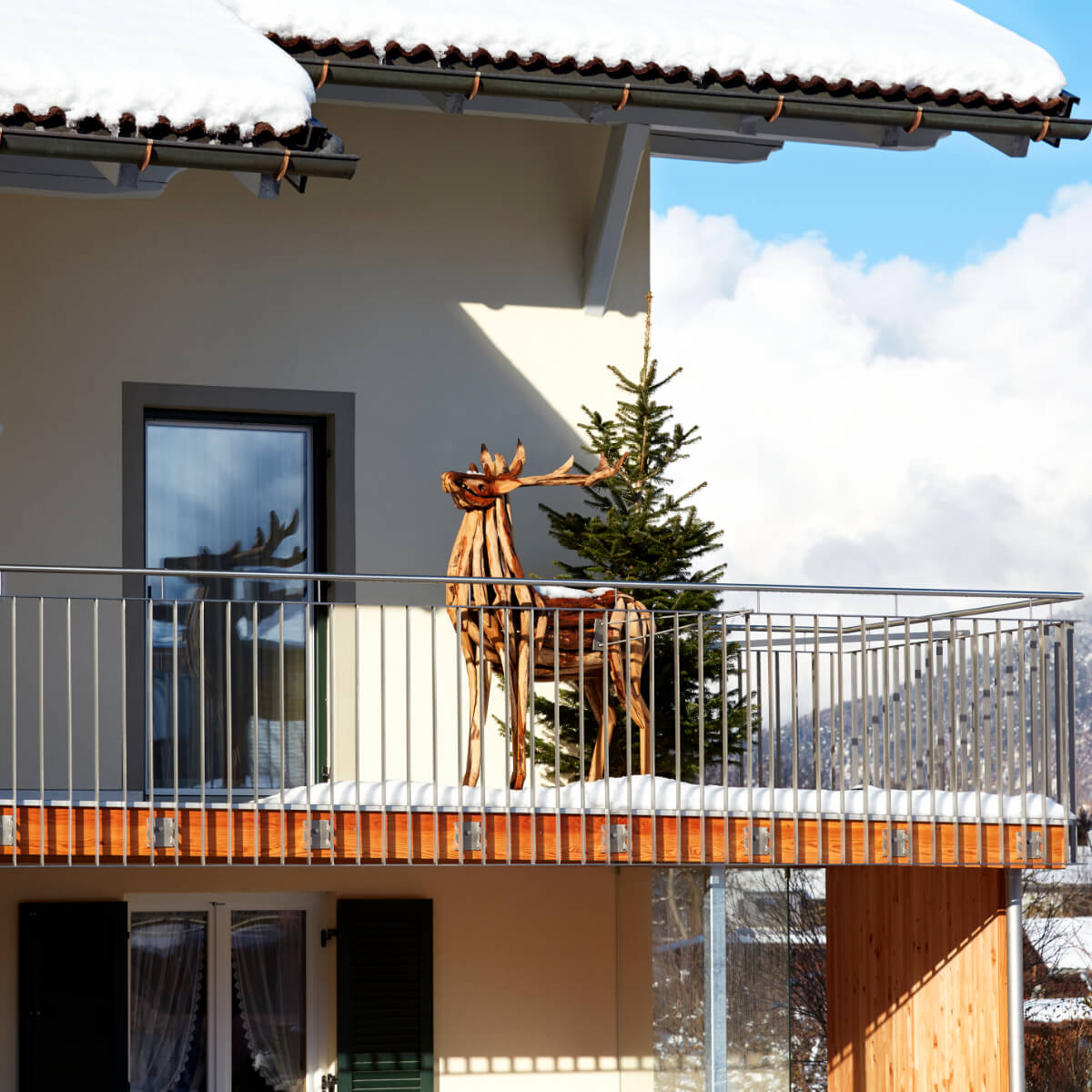 Haus Topa Vandans Montafon - Kontakt & Anreise