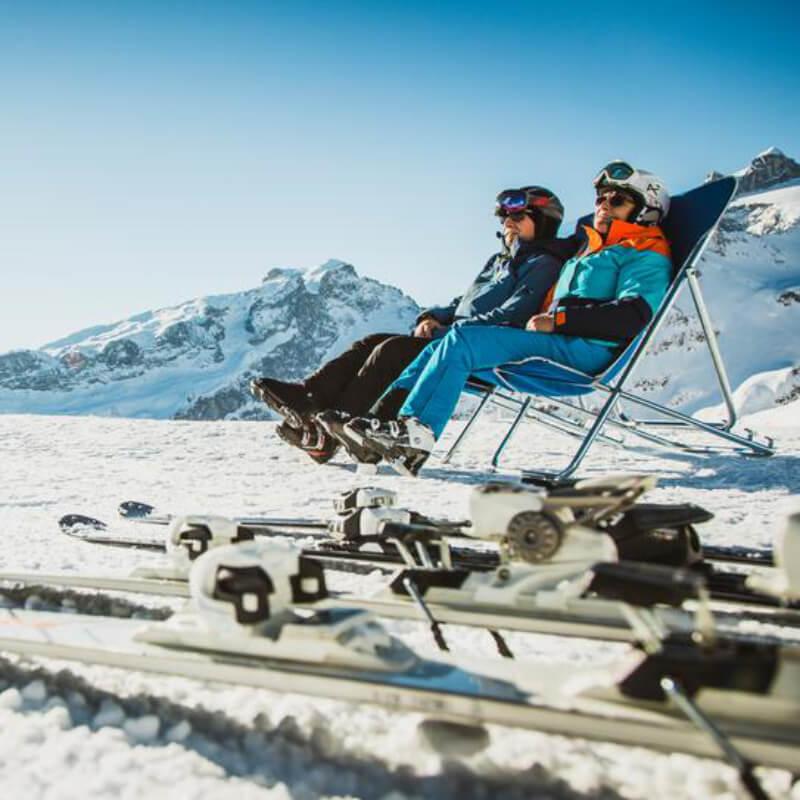 Skifahren Golm | © Golm Silvretta Luenersee Tourismus GmbH Bregenz, Christoph Schoech - Vandans im Montafon und Umgebung