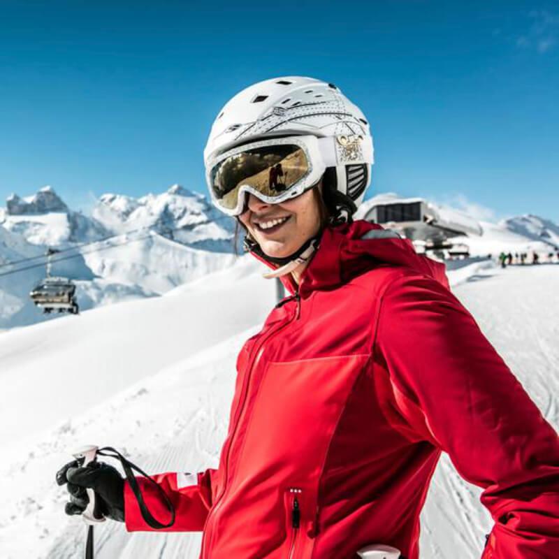 Skifahren-Montafon-Bewegungsberg-Golm | © Golm Silvretta Luenersee Tourismus GmbH Bregenz, Christoph Schoech - Vandans im Montafon und Umgebung